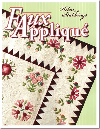 Faux applique cover pic