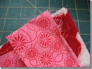 Hugs From Helen Mitred Binding Tutorial
