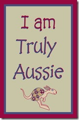 i am truly aussie badge