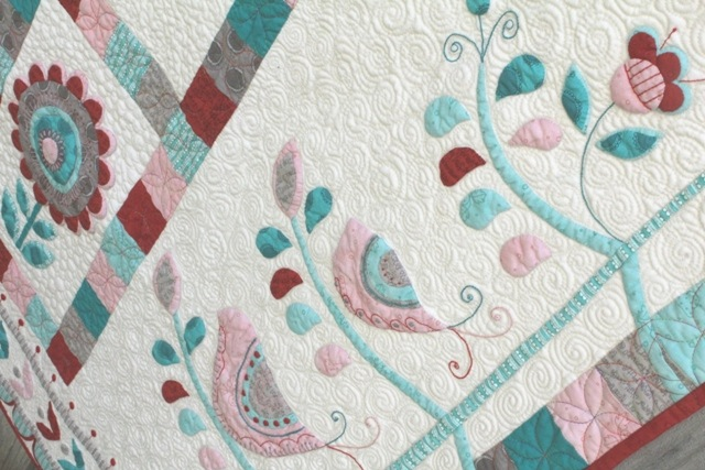Hugs from Helen: Opus Tweet : sew bright alpine quilting - Adamdwight.com