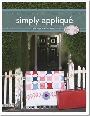 Simply Applique cover web