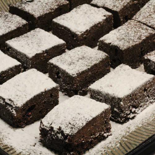 Rasberrychocolatebrownie