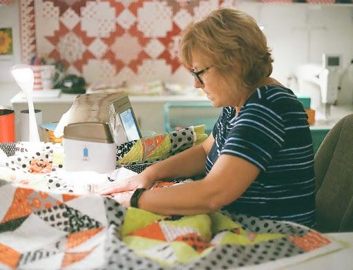 Pat sloan sewing