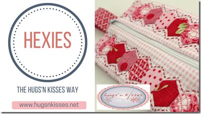 Hexies the Hugs 'n Kisses way
