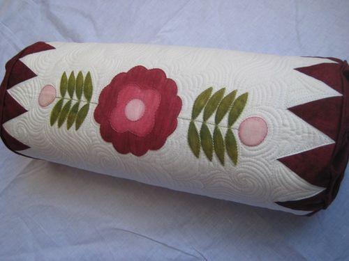 colourque'd Bolster cushion
